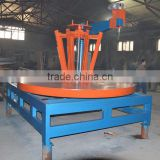 OTR Tire cutting machinery in China/cutting machines in rubber recycling/High quality otr tyres cutting machine