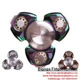 Metal Finger Spinner Long Spin Time