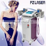 100J Tripolar RF Skin Tightening Beauty Machine/ Cavitation Cryolipolysisy Slimming Machine Weight Loss Equipment Slimming Machine
