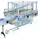 liquid soap filling machine,automatic filling capping machine