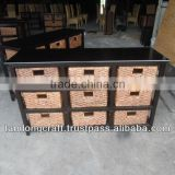WATER HYACINTH CABINET/ SHELF TCC-CBW12