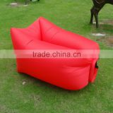 cheap high quality indoor inflatable air bed outdoor waterproof air lounger