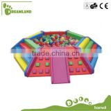 Eco-friendly CE verified daycare baby indoor ball pits                                                                         Quality Choice