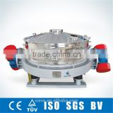 Vertical Vibrating Sieve 316l Material Construct For Sieving Powder/Liquid
