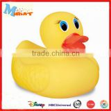 Sedex audit factory soft plastic rubber ducks baby bath toys