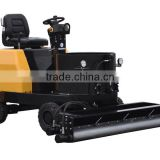 Epoxy resin mortar spreading machine