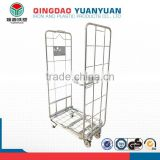 New design metal cage, heavy duty mesh storage cages, storage wire mesh cages