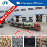 1.8*18M coal slime rotary dryer, coal slurry, coal ash rotary drying machine