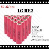 wholesale LG hE2 18650 battery.