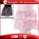 Jacquard girls ballet skirt