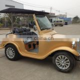 4 seat mini electric classic cart China factory offer best price