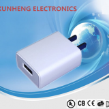 0-<b>6W</b> OEM/ODM power supply USB charger for mobile phone and other electronic products