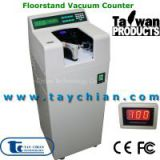 Floorstand Vacuum Banknote Counter/Currnecy Counter/Bill Counter with Shutter