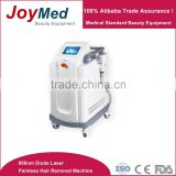 JOYMED 808nm Diode Laser / Diode Laser Hair Pigmented Hair Removal / Laser Diode Epilation Hair Removal Laser 808nm Face Lifting