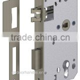 China made european mortise lock cylinder 7260 3 latch