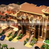 Customized European Style Villa Architectural Model Making