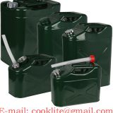 Square Type Jerry Can / Metal Jeep Can / Petrol Can / Gasoline Can