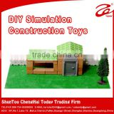 Hot new products for 2015 DIY construction block toy