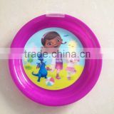 plastic plate for household and kitchenwares