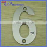 Europe style digital house number made in China