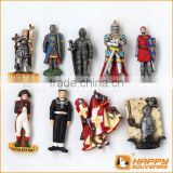 Creative Figurine Warriors Europe Soldiers For Souvenirs Tourist Fridge Magnet