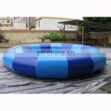 inflatable water trampoline, inflatable water jumper
