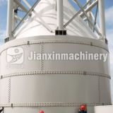 New cement silo price in India