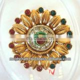 Indian party wear rings - kundan polki rings - antique finger rings - one gram gold rings - wholesale online rings