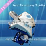 mesotherapy gun u225/Anti-wrinkle water mesotherapy gun/mesotherapy device with needle