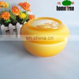 2015 Hot Sale Plastic Oil-filtrating Bowl Hot Soup Bowls With Lid 500ml