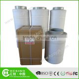 Chinese carbon air filter for greenhouse / commercial activated carbon filter / odor removal carbon filter