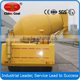Automatic Self Loading Mobile Concrete Mixer Hydraulic Diesel Truck