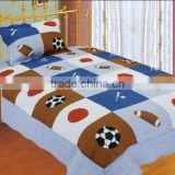<b>kids</b> bed set/<b>quilt</b>/coverlet in ball pattern