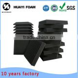 black acoustic pyramid foam studio Foam