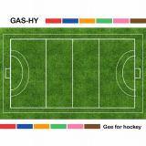 hight quality artificial grass for hockey surface