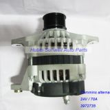 Cummins QSB6.7 engine alternator 3972735, 4993343,4936879,