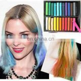 24pcs/pack hair chalk colorful pastels colored chalk powder