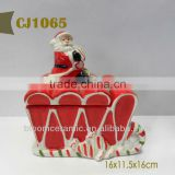 Christmas design food storage container