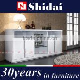mdf design sideboard / wooden low sideboard / bali sideboard N6326