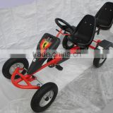 two person pedal car for kids 2 persons
