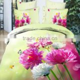 digital printing bed skirt,European cotton bed skirt,home use british style cotton bed skirt