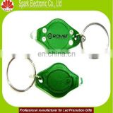 brand spark led small good quality light up key ring