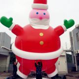 Flying Inflatable Santa Claus for Outdoor Christmas Decoration