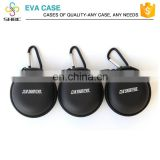 Custom Eva Earphone Travel Case Carrying Hard Eva Data Cable Case Eva Box Case