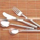 handmade stainless steel cutlery 4pcs