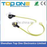 2015 Newest Neckband In-Ear Bluetooth 4.1 Strong Signal Super Mini Stereo Bluetooth Headset for Smarphone