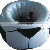 inflatable soccer cooler