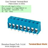 Wire protector terminal | Pitch: 5.00mm,5.08mm | Part No.103-1-5.00 / 5.08