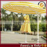 48 inch metal patio umbrella outdoor,gardon umbrella