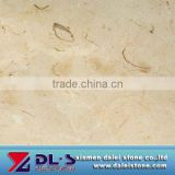 Polished yunnan beige marble tile
